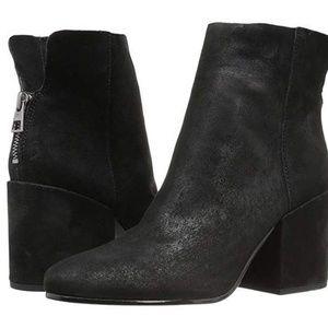 Lucky Brand Ravynn Block Heel Bootie #A262